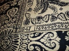 Antique Coverlet | eBay