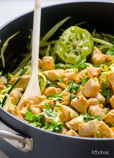 skillet-closer-cilantro-lime-chicken-zucchini-noodles-recipe