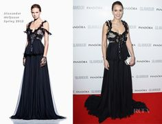 Jessica-Alba-In-Alexander-McQueen-2012-Glamour-Women-of-the-Year-Awards