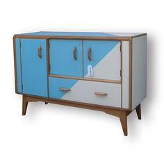 Upcycled 1962 G Plan Sideboard