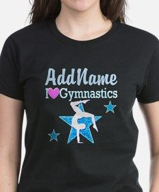 GRACEFUL GYMNAST Tee Calling all Gymnasts! Show your love for Gymnastics with our awesome personalized Gymnast Girl Tees and Gifts. http://www.cafepress.com/sportsstar/10114301 #Gymnastics #Gymnast #WomensGymnastics #Lovegymnastics #Personalizedgymnast