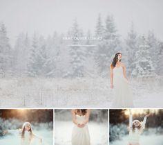 erinwallisvancouverislandphotographer.jpg vancouver island wedding photos, snow, glitter, snow bride, beautiful snow photo, glitter girl, gold glitter, snowy bride, snow