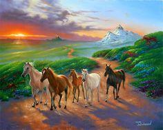 Fantasy Art Of Jim Warren