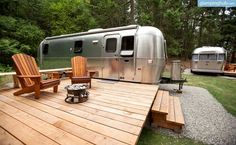 This glamping resort in British Columbia is situated near Magic Lake on Pender…