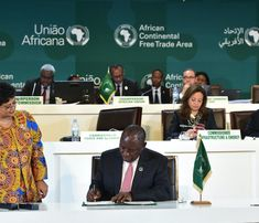 Nigeria, 4 other countries decline to sign Continental Free Trade Agreement: Following last minute withdrawal of the Nigerian government…