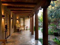 Santa Fe porch