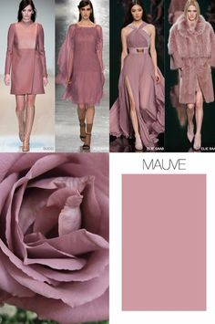 THINK PINK COLOR F/W 2015-16