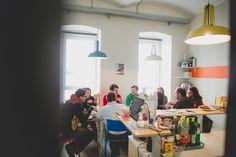 Stockwerk Coworking Space Wien