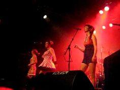 Katzenjammer - God's Great (Live Stavanger 2009)