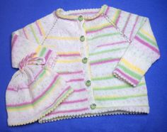 Sweater 6 Months By Kittenkissesapparel On Etsy Knitted Baby