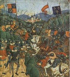 Henry IV Becomes King - blog post by author Samantha Wilcoxson