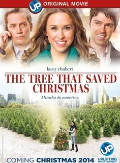 A woman travels to her Vermont hometown to save her family's Christmas tree farm from foreclosure.
