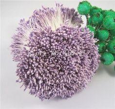 576pcs multi colors options flower stamen floral cake decoration Double heads