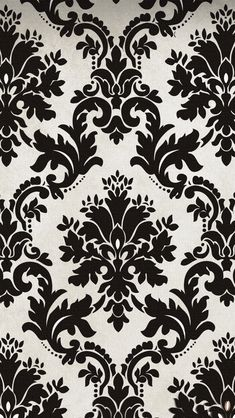 Blak and White Pattern Texture Wallpaper iPhone 5 640*1136
