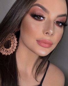 Fantastic Makeup inspiration tips are offered on our website. Have a look and you wont be sorry you did. Glamorous Makeup, Glam Makeup, Makeup Geek, Makeup Inspo, Bridal Makeup, Wedding Makeup, Makeup Inspiration, Makeup Tips, Beauty Makeup