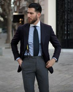 Fashion mens fashion uk, mens fashion blazer, new mens fashion trends, Mens Fashion Uk, New Mens Fashion Trends, Mens Fashion Blazer, Men's Fashion, Fashion Shirts, Suspenders Outfit, Gentleman Style, Mens Suits, Body