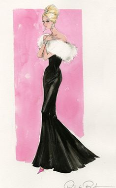 Robert Best #Fashion #Illustration