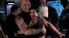 Vin Diesel and Ruby Rose on the set of xXx: Return of Xander Cage Ruby Rose Tattoo, Ruby Rose Girlfriend, Me As A Girlfriend, Vin Diesel, Orange Is The New Black, Transgender, New Profile Pic, Australian Models, Sexy Hot Girls