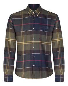 081837c76f7 Barbour Lifestyle Men s Rannoch Shirt - Classic Tartan MSH3585TN11 Barbour  Sale