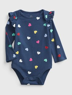 Baby Mix and Match Ruffle Bodysuit   Gap Winter Outfits, Kids Outfits, Everything Baby, Gap Kids, Maternity Fashion, Maternity Style, Mix N Match, Baby Boy, Dressing