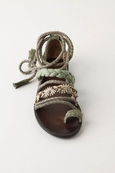 ce686ba20b29 ISO Anthropologie weaver finch sandals    buying    really need these  sandals! need size 8 and like new condition Anthropologie Shoes Sandals