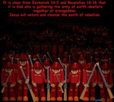 아멘 주 예수여 어서 오시옵소서              Amen! Come, Lord Jesus: JESUS Comes Soon And Reigns As KING