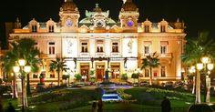 Cassino de Monte Carlo em Mônaco #viajar #paris #frança