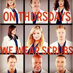 I made this because I'm an obsessed fan. Greys anatomy forever!