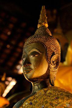 Buddha in Laos