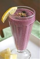 Lemon Berry Dessert Smoothie