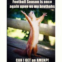 #NFL Season #Kickoff