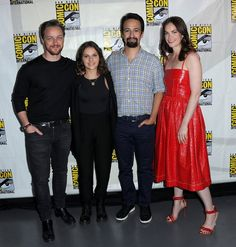 James McAvoy and Lin-Manuel Miranda Lead the Extraordinary Cast of His Dark Materials We can't wait for this series. James Mcavoy, Mrs Coulter, His Dark Materials Trilogy, The Book Of Dust, Janes Mansfield, Ruth Wilson, The Golden Compass, Philip Pullman, Series Premiere