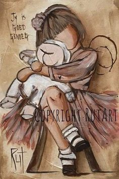 Art Journal Inspiration, Painting Inspiration, Cow Sketch, Nurse Art, Angel Drawing, Acrylic Painting For Beginners, South African Artists, Zentangle Drawings, Angel Pictures