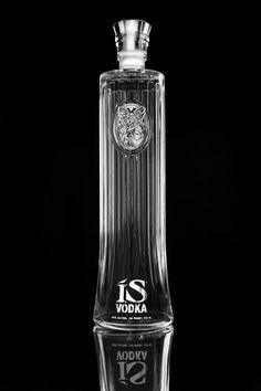 A simply fantastic vodka, IS Vodka is as beautiful on the inside as it is on the outside.
