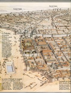 Jerusalem of Herod the Great  (37 BC) J.C. Golvin