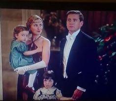 Marigold, Edith, Sybil, and Tom, Season 5 Christmas Special