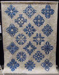 Highlights of the 2015 Pacific International Quilt Festival - part 1