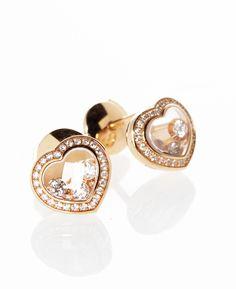 CHOPARD EARRINGS @Michelle Flynn Coleman-HERS