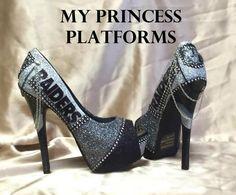 [High Heels_Raiders_NFL - My Princess Platforms]