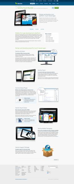 Mobile first app dev platform for touch-based apps Content Page, Page Layout, Mobile App, Apps, Platform, Touch, Website, Big, App