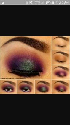 Mividaloca remix palette by kat von d has everything you need for this