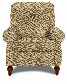 La-Z-Boy Recliner, perfect for sitting by our future fireplace?