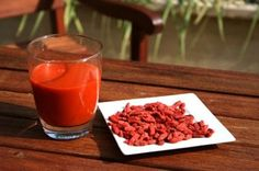 Organic Goji Berry Juice Powder 4 oz