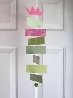 Princess and the Pea Garland Decorations by SuzyIsAnArtist on Etsy