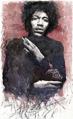 Jazz Rock Jimi Hendrix 05