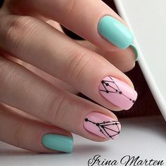 Summer nails colors are always bright and gorgeous. They attract much attention to your nails. Although it is spring now, it's never too early to get ahead on summer trends! #naildesignsjournal #nails #summernails #Bestsummernails #summernailcolors
