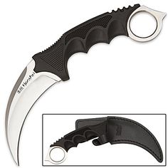 Honshu Self-Defense Karambit Claw w/ Sheath