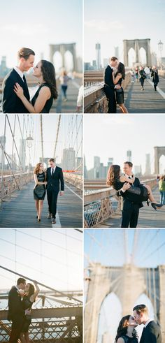 new york engagement session - new york - ny - nyc - nyc e-session - e-session - engagement session - brooklyn bridge - fotos: Alea Lovely - www.lapapeteriediva.com.br