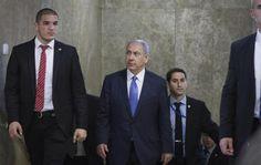 NEWS AT TOP: Israel premier expresses 'deep concern' on pending...