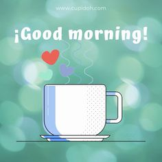 Good Morning Puppy, Good Morning Coffee Gif, Good Morning Gif, Good Morning Picture, Morning Coffee Images, Morning Pictures, Morning Wish, Monday Morning Quotes, Happy Tuesday Quotes